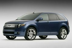2014 Ford Edge Sport Changes