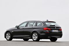 BMW 5-Series Wagon