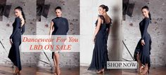 Little Black Dresses ON SALE NOW from Dancewear For You
