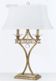 Additional discount available. 120% price guarantee. Comment here for quote. South Shore Decorating: Candice Olson Traditional Table Lamp $365