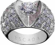 ESCADA Dress ring