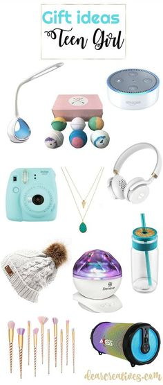 Gift ideas for teen girls There are so many gift ideas to pick from that your teen will love! You have to see them all! #teens #teengirls #teengirl #gifts #giftideas #giftguide #giftsforher #giftsforfriends #giftguide #holidays #birthdays #christmas #giftlist