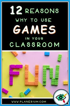 Are you a teacher who would like your students to be more motivate and engaged? Read Planerium post about 12 reasons why to use games in your classroom. New Teachers, Elementary Teacher, Upper Elementary, Classroom Behavior, School Classroom, Classroom Ideas, Teaching Social Skills, Teaching Tips, Educational Games For Kids