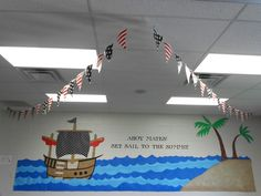 Pirate Theme - Classroom Decoration - Cricut Forums