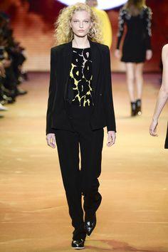 Mugler Fall 2016 Ready-to-Wear Fashion Show - Frederikke Sofie