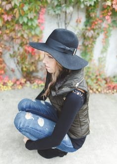 Fall Style – the perfect vest
