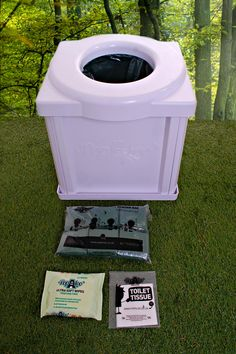 Portable Toilets and Accessories 181397: Portable Flush Urinal ...