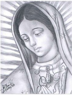 virgen de guadalupe more sheets de virgenes guadalupe dibujo drawings ...