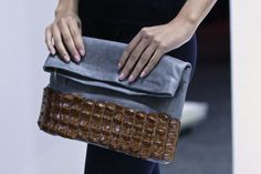 Chimpel is a Cape Town based design studio and production house that creates handmade clutches and accessories made with soft, natural and exotic leather. Handmade Clutch, Winter Collection, February, Fashion Show, Design