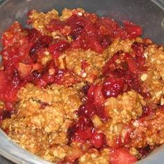 ... Treats on Pinterest | Sorbet, Cranberry bliss bars and Krispie treats