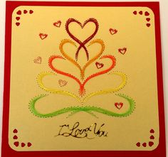 Fadengrafik+Karte+Herzen+18+I+Love+You+von+Rene´s+Fadengrafiken+auf+DaWanda.com