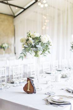 Natal Midlands Netherwood Farm Wedding with white roses and eucalyptus // Marne Photography http://www.confettidaydreams.com/natal-midlands-netherwood-farm-wedding/