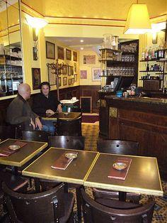 Yves Camdeborde Le Comptoir Du Relais   - Restaurant Paris