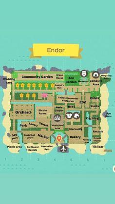 Animal Crossing Wild World, Animal Crossing Guide, Dream Code, Map Layout, Island Map, Animal Games, Island Design, Map Design, Nerdy