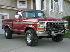 Beautiful 1979 Ford F150 4X4 Shortbed.