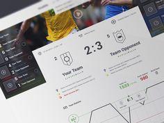 #Football #Web #Match