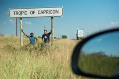 Very few people can say they've made it to the Tropic of Capricon, perhaps the Tropic of Capricorn but not Capricon. On #videoshoot location in #Limpopo #SouthAfrica