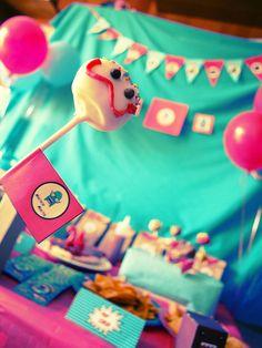 Lovely cakepop