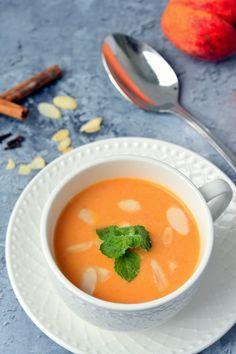 Sárgabarack-krémleves recept