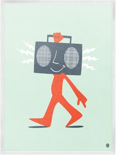 Clever Posters for the Music Lover - My Modern Metropolis