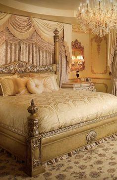 Luxury Bedrooms | @LuxurydotCom: Via Houzz