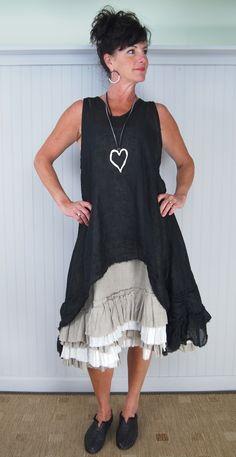 Tina Givens Tia Tank Tunic/Dress