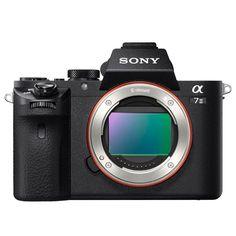 O a7 II expande significativamente as suas possibilidades de expressão através de compensação cinco tipos de vibração da câmera durante portáteis fotos e vídeos de captura de fotografia.