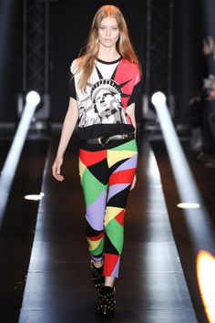 Fausto Puglisi fashion collection, autumn/winter 2014