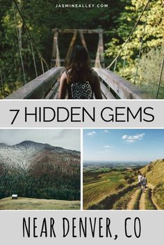 Check out this list of seven hidden gems you've got to visit when you're in the Denver area!