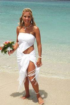 Short Beach Simple Wedding Dresses Fashion Dresses