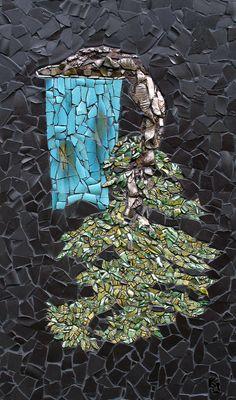 Bonsai-Cascade Kath Jones