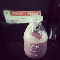 蓋 つきの#ビン 入りにしてもらった!#瓶 かわいいから使えそう♪ #B777 #ボーイング