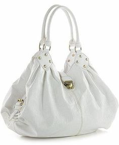 White handbag - White handbag.jpg