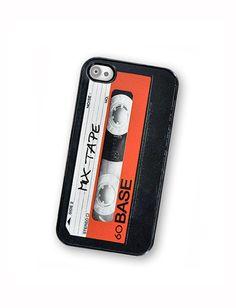 Mix Tape Cassette iPhone case!