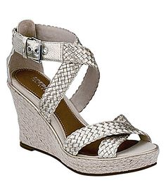 Sperry TopSider Harbordale Wedge Sandals #Dillards