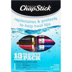 chapstick flavors