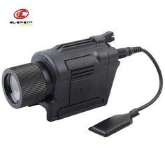 6b33d0b28b1cd Aliexpress.com   Buy Element Tactical EX365 XPE R2 LED Gun Rifle Light 220  Lumens CR123A 16340 Airsoft Hunting Weaponlight Outdoor Flashlight Lamp  from ...