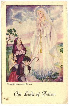 Our Lady of Fatima | Flickr: Intercambio de fotos