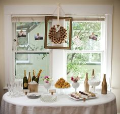 party-tablescape-cork-wreath-hanging-window-champagne