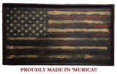 The Old Glory Framed Freedom flag by U May Approach The Bench Ltd.  Scoop up your custom piece of freedom at umayapproachthebench.com!  #patriotic #americana #sickguns #conservative #thinredline #firefighter #fdny #emt #nypd #lapd #thinblueline #murica #military #brothersinarms #usaf #airforce #army #marines #grunt #ranger #veterans #specops #thinredandblueline #thingoldline #pro2a #firearms