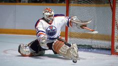Grant Fuhr: 100 Greatest NHL Players Goalie helped Oilers win five Stanley Cup championships, was first black player inducted into Hockey Hall of Fame