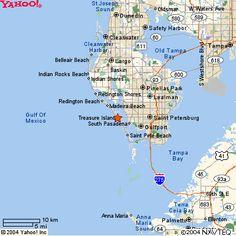 33 Best Treasure Island Florida images