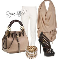 """Class Act"" by orysa on Polyvore"
