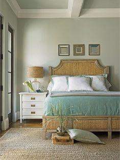Coastal Living Resort Bedroom Collection - tropical - bedroom - other metro - Custom Furniture World