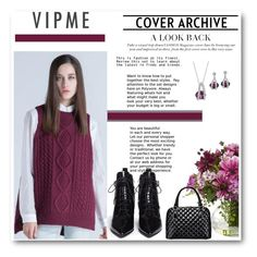 """""""Vipme 10"""" by mary-turic ❤ liked on Polyvore featuring Nearly Natural, Marc by Marc Jacobs and vipme"""
