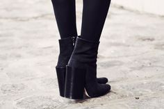 Boots / black