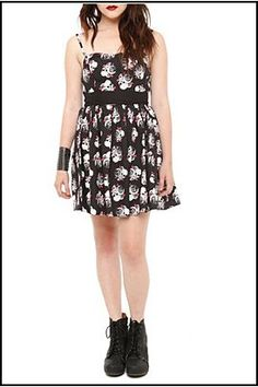 Dress found on Hot Topic's website