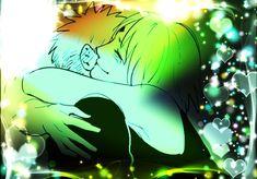 Sakura hug Naruto in The Last /NS The Last