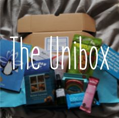 The Unibox - What I got in my March box