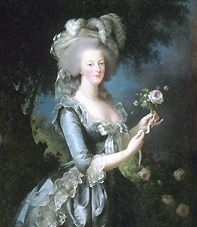 Le domaine de Marie-Antoinette (The estate of Marie Antoinette) - Link to: Official site of the Chateau Versailles of Marie-Antoinette's homes, furnishing and other interesting information.  Link: http://www.chateauversailles.fr/domaine-marie-antoinette